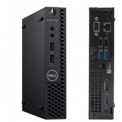 CPU DELL OPTIPLEX 3060 SFF, INTEL CORE I5-8500T 2.10 GHZ, 8GB DDR4
