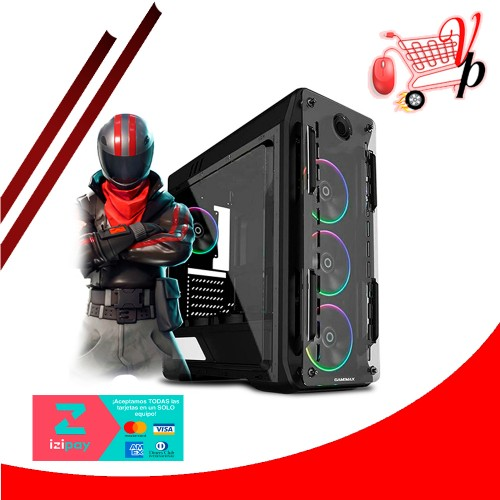 CPU INTEL GAMING CORE I5-9400 2.9GHZ 8GB DDR4 SSD M.2 480GB VIDEO 4GB