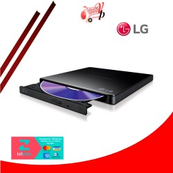 MULTIGRABADOR LG DVD EXTERNO ULTRA SLIM PORTABLE