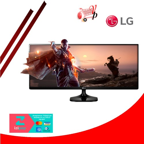 MONITOR LG 25 IPS LED ( 25UM58) HDMI ULTRAWIDE